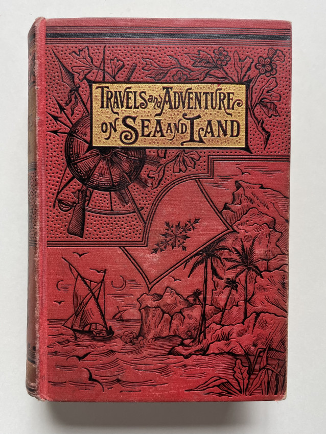 The gold hunters' adventures ; or, Life in Australia