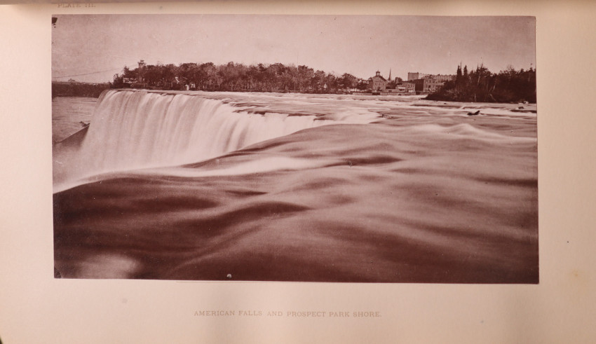 Special Report of New York State Survey on the Preservation of the Scenery of Niagara Falls,