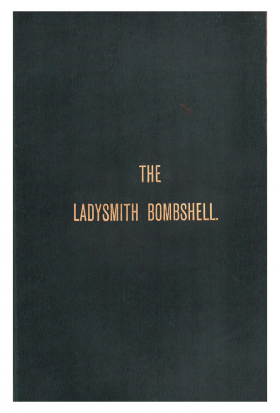 THE LADYSMITH BOMBSHELL