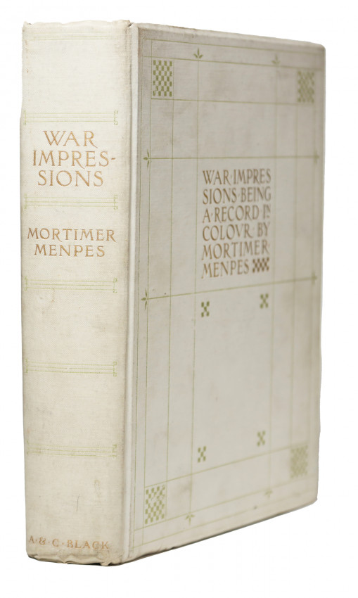WAR IMPRESSIONS (De luxe edition signed by the author)