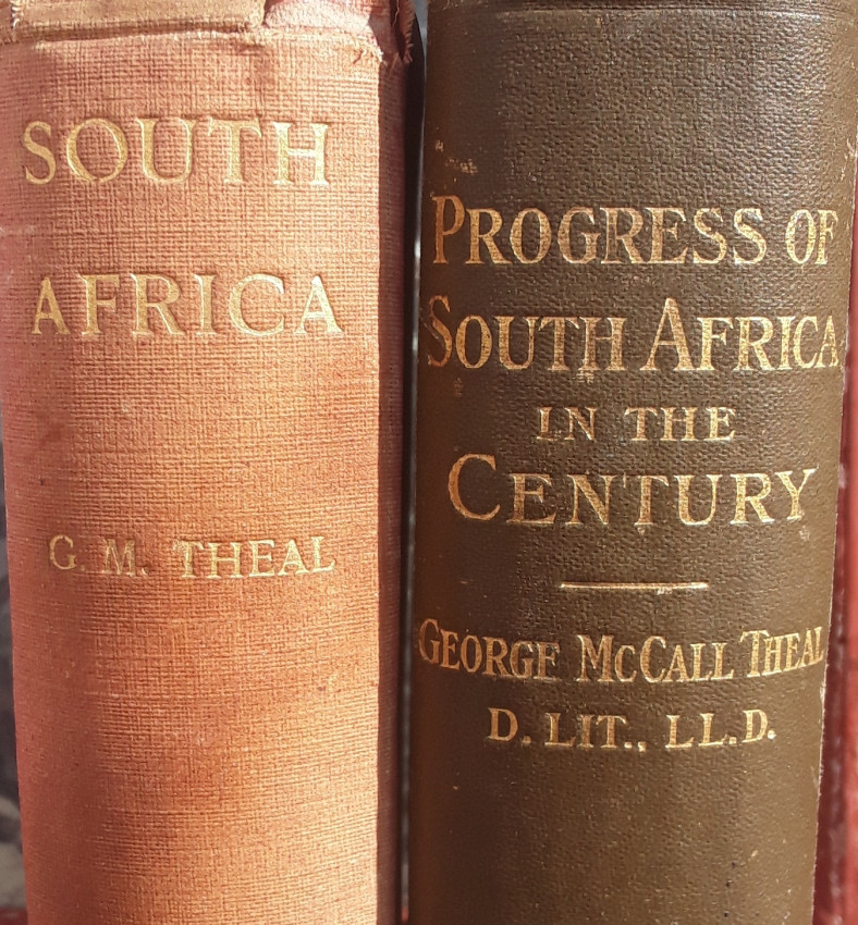 Progress of South Africa in the Century + South Africa
