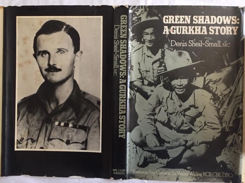 Green Shadows: A Gurkha Story