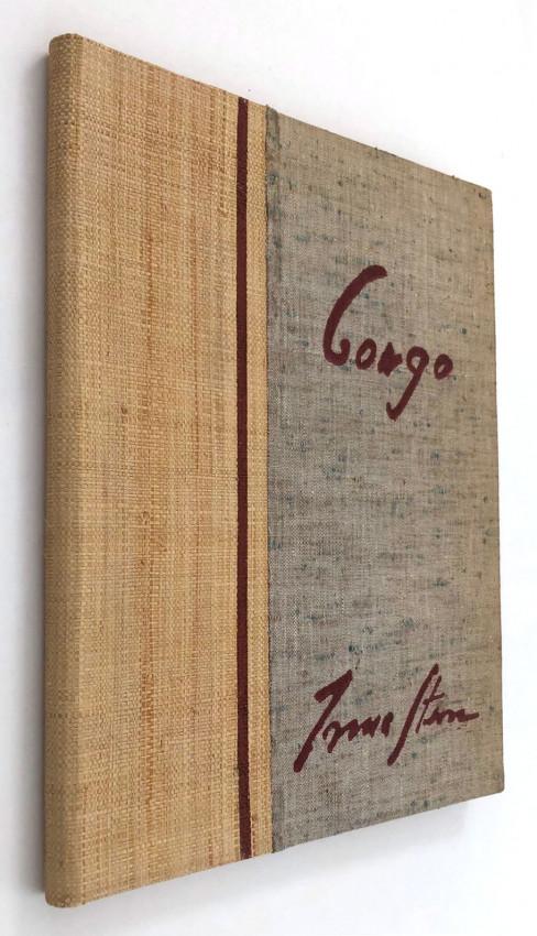 CONGO  - ONE OF 300 SIGNED.  JOHANNES MEINTJES' COPY