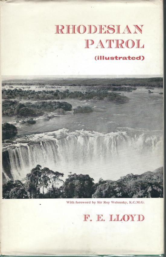 Rhodesian Patrol ( SIGNED )