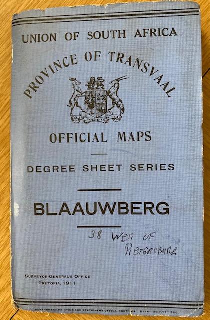 BLAAUWBERG [map]: