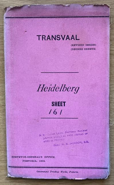 HEIDELBERG [map]: