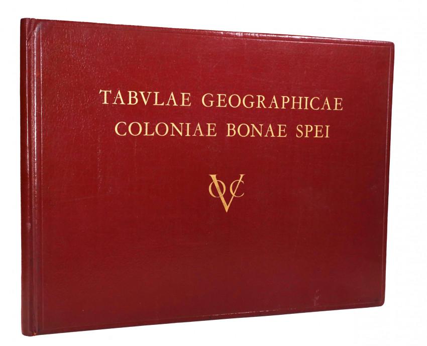 TABULAE GEOGRAPHICAE, QUIBUS COLONIA BONAE