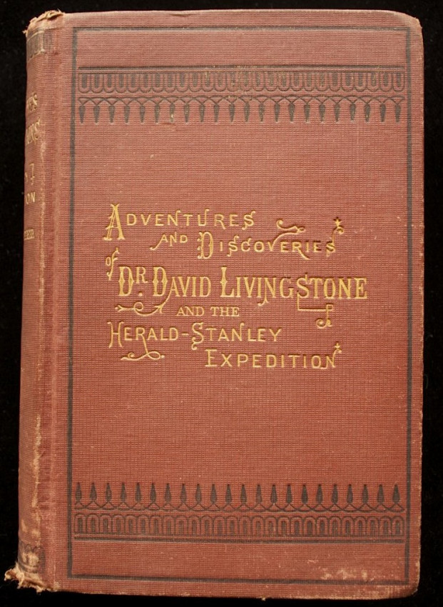 Adventures and Discoveries of Dr. David Livingstone and the Herald-Stanley Expedition (1872)