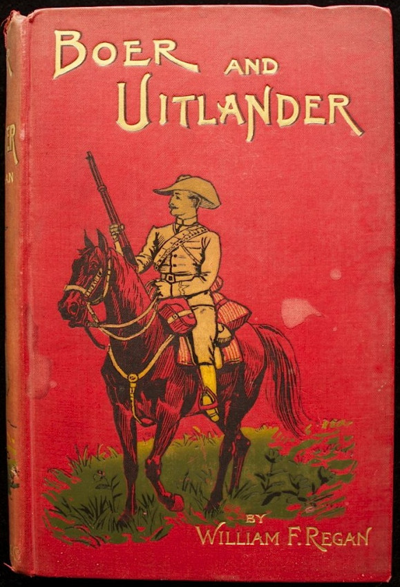 BOER AND UITLANDER - The True History of the Late Events in South Africa (1896)