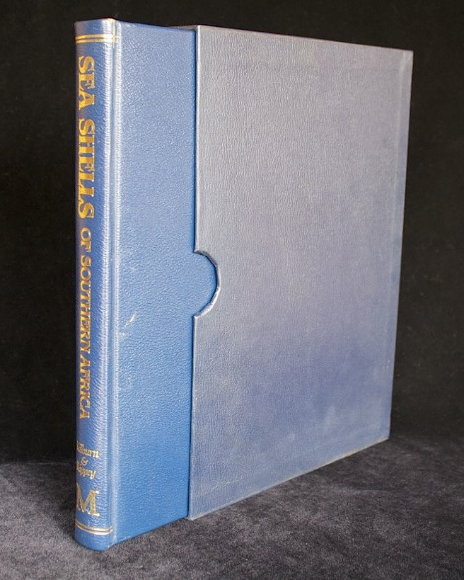 SEA SHELLS OF SOUTHERN AFRICA - Deluxe Collector's Edition Limited To 50 Copies