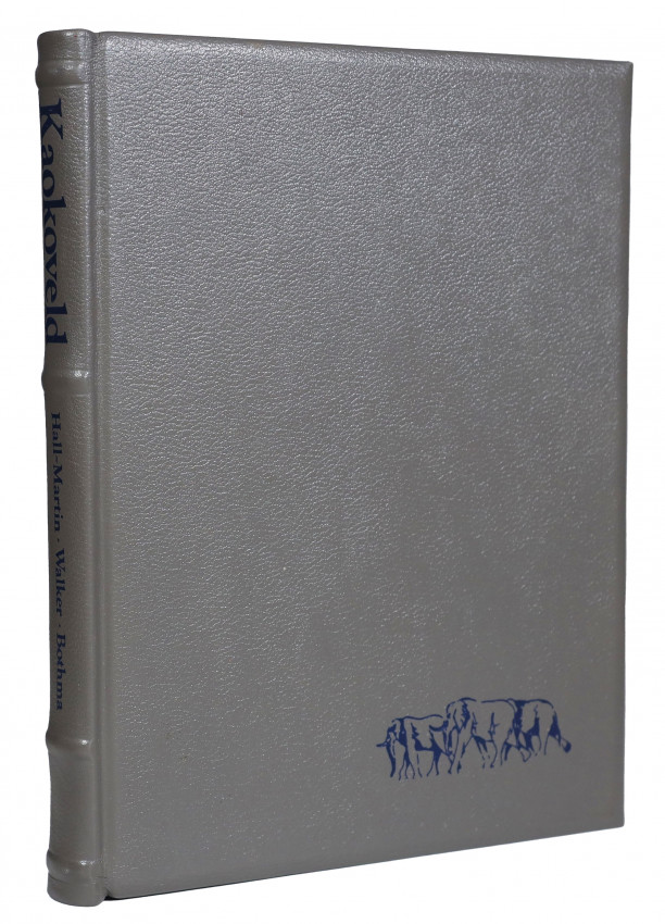 KAOKOVELD (Collector's edition signed by the authors)