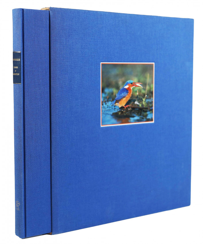 WATERBIRDS (Collectors' Edition signed by the author and the photographer