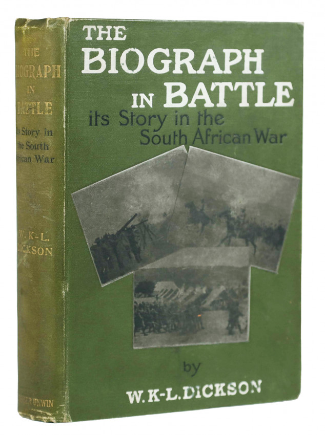 THE BIOGRAPH IN BATTLE