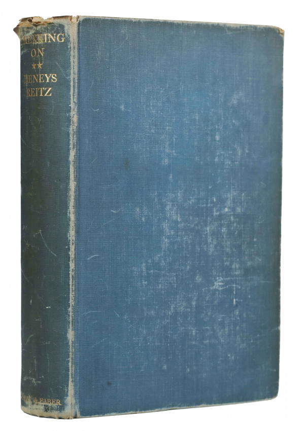 TREKKING ON (Signed by the author and General Smuts)