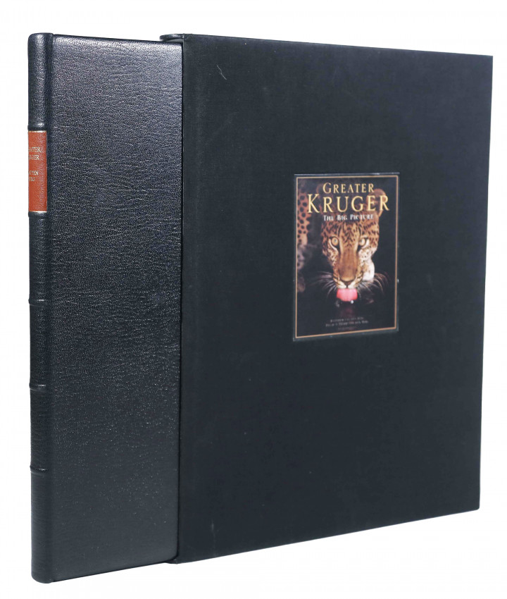 GREATER KRUGER (Sponsors' Edition signed by the photographers and author)