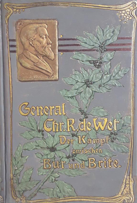 Der Kampf wischen Bur und Brite (German Edition of Three Years' War)