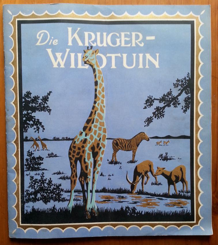 Die Kruger-Wildtuin