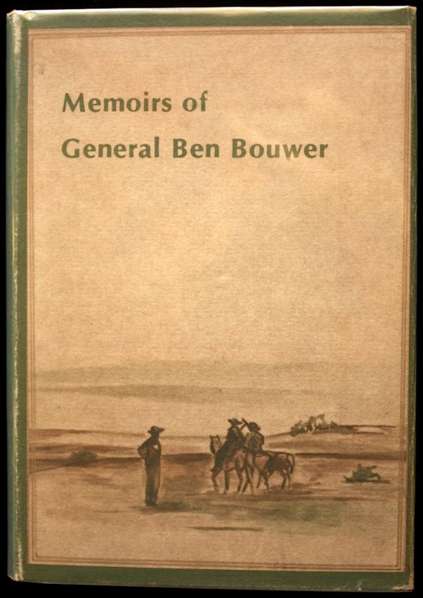 Memoirs of General Ben Bouwer