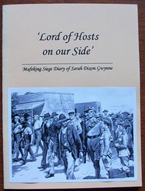 'LORDS OF HOSTS ON OUR SIDE''
