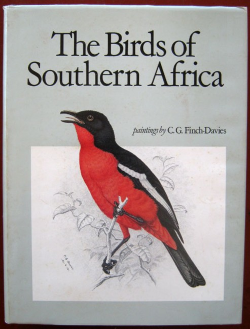 The Birds of Southern Africa (Limited ed)