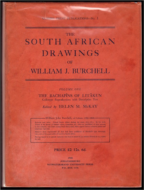 THE SOUTH AFRICAN DRAWINGS OF WILLIAM J. BURCHELL