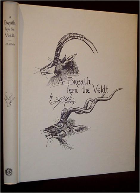A BREATH FROM THE VELDT (Facsimile reprint)
