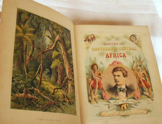 The History of Southern and Central Africa