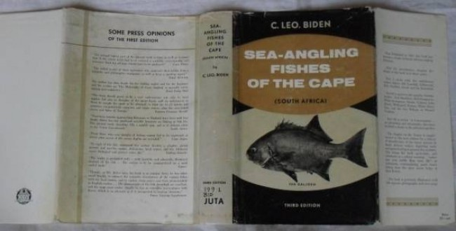 Sea-Angling Fishes of the Cape (1954; ex-lib)
