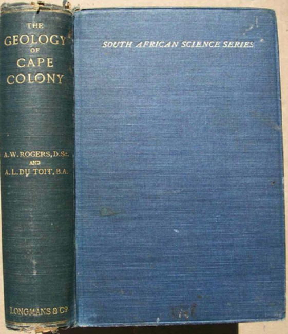 An Introduction to the Geology of the Cape Colony (2nd edition)