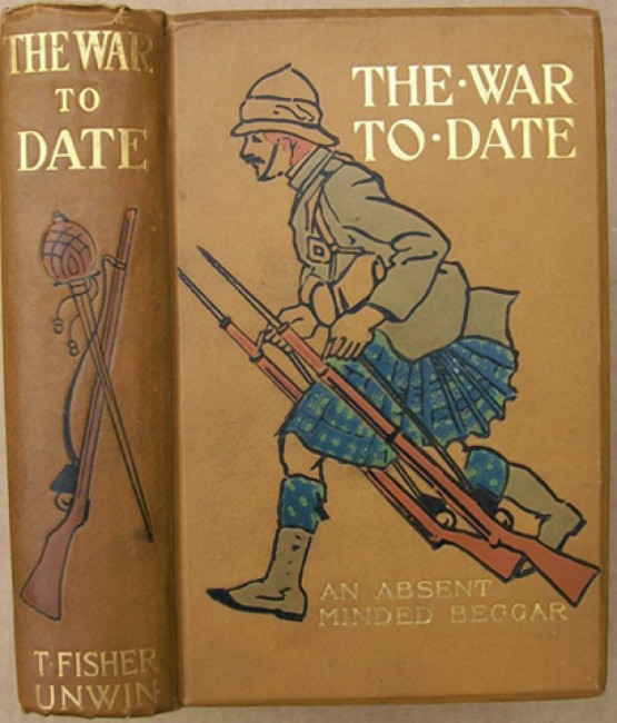 The War to Date - (March 1, 1900)