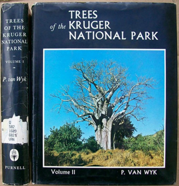 Trees of the Kruger National Park - 2 Volume set (Ex-library)