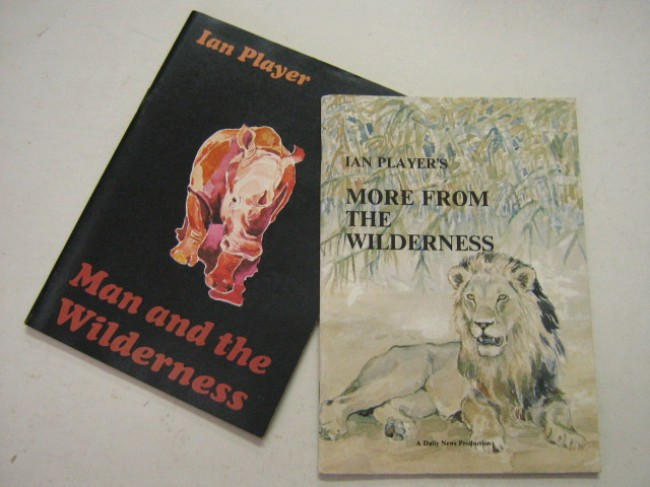 More From The Wilderness AND: Man And The Wilderness