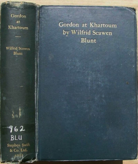Gordon at Khartoum - Being a personal narrative of events