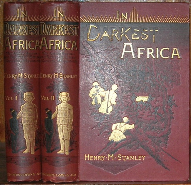 In Darkest Africa or the Quest Rescue and Retreat of Emin