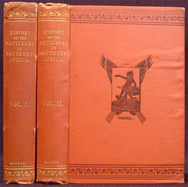 THE HISTORY OF THE BATTLES AND ADVENTURES OF THE BRITISH, THE BOERS, AND THE ZUL