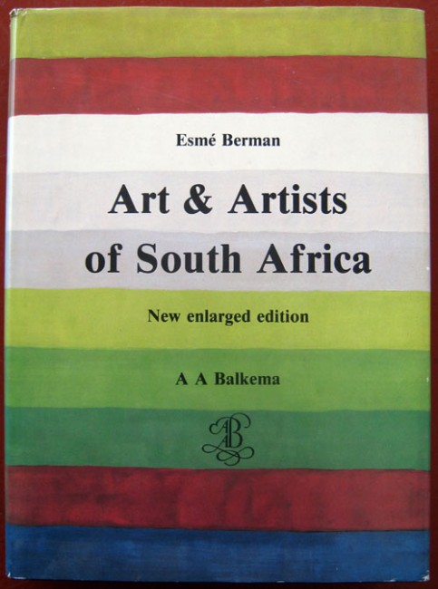 Art and Artists of South Africa