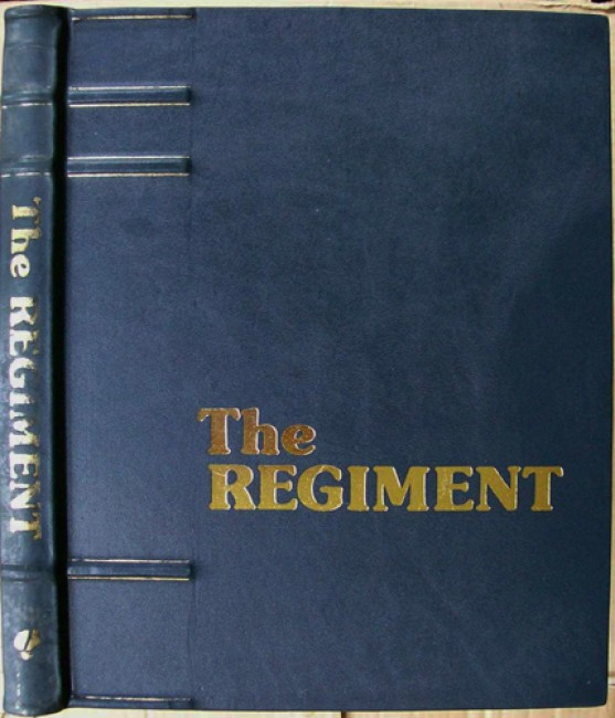 The Regiment - The Illustrated History of the Uniforms of the British South African Police