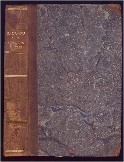 J. BARROWS RESA I DET INRE AF SÖDRA AFRIKA, ÅREN 1797 OCH 1798
