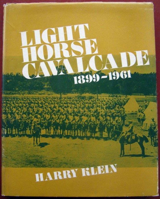 Light Horse Cavalcade 1899-1961