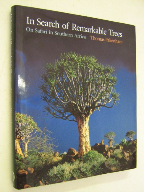 In Search of Remarkable Trees on Safari in South Africa - (SIGNED COPY)