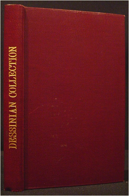 CATALOGUE OF THE DESSINIAN COLLECTION,