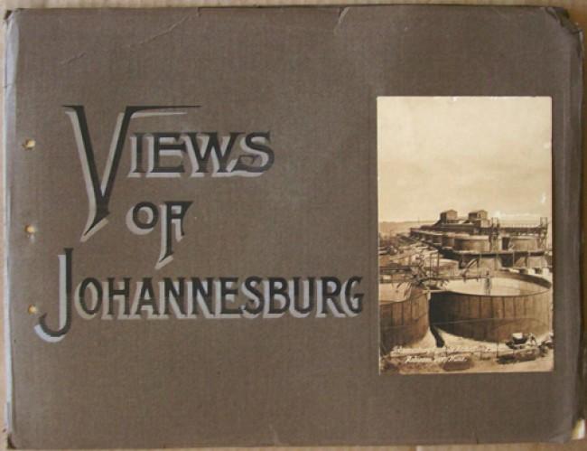 Views of Johannesburg