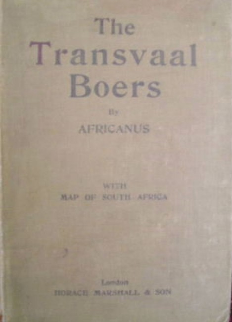 The Transvaal Boers
