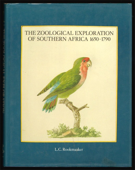 THE ZOOLOGICAL EXPLORATION OF SOUTHERN AFRICA 1650