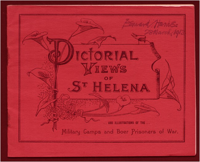 PICTORIAL VIEWS OF ST HELENA