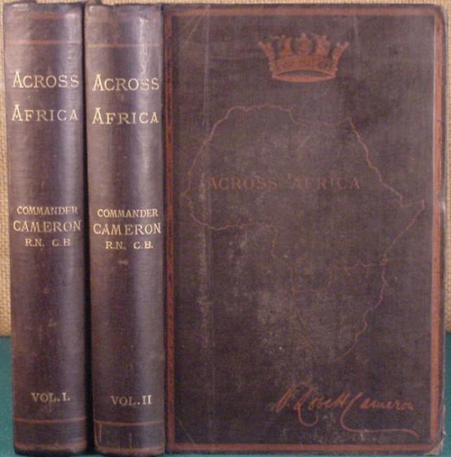 Across Africa, 2 Vols