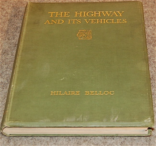The Highway and Its Vehicles