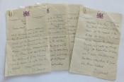 COLLECTION OF CORRESPONDENCE AND MEMORABILIA RELATING TO JAN SMUTS