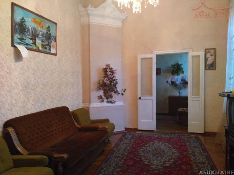 Срочно! Продается 4 ком.в коммуне в историческом центре города Одессы. | Агентство недвижимости Юго-Запад