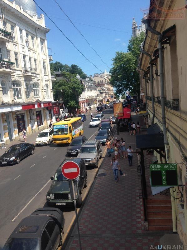 В историеском центре города продается шикарное фасадное помещение, Екатериненская улица   Агентство недвижимости Юго-Запад
